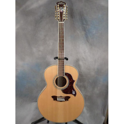 Washburn J28SDLl-12 12 String Acoustic Guitar