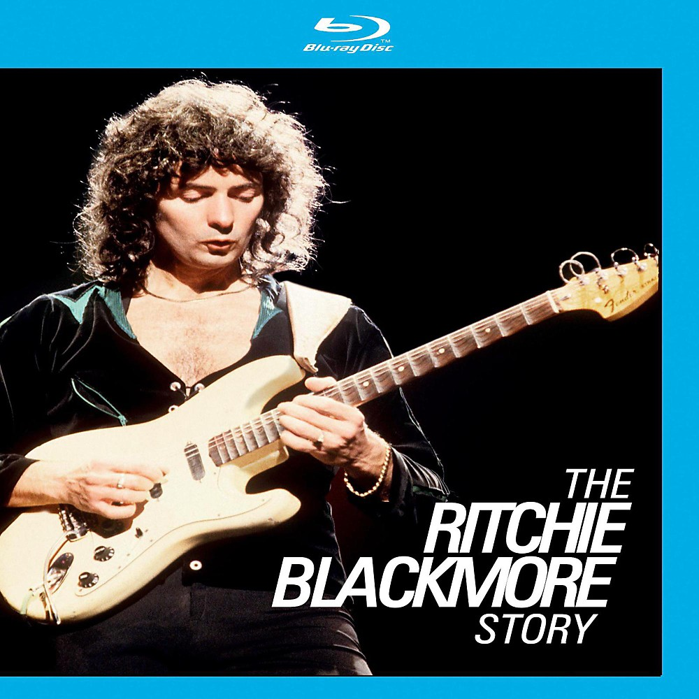 Universal Music Group Ritchie Blackmore - The Ritchie Blackmore Story Blu-ray 1500000003571