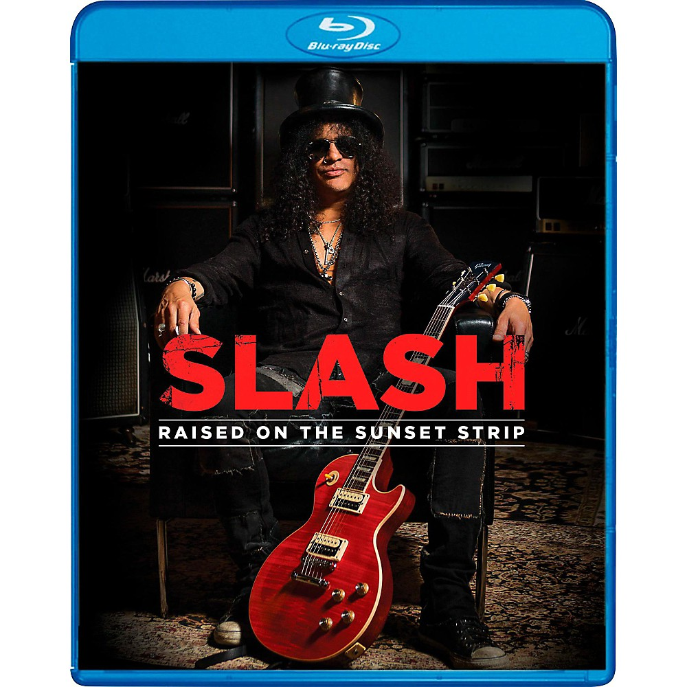 Universal Music Group Slash - Raised On The Sunset Strip Blu-Ray 1500000004874