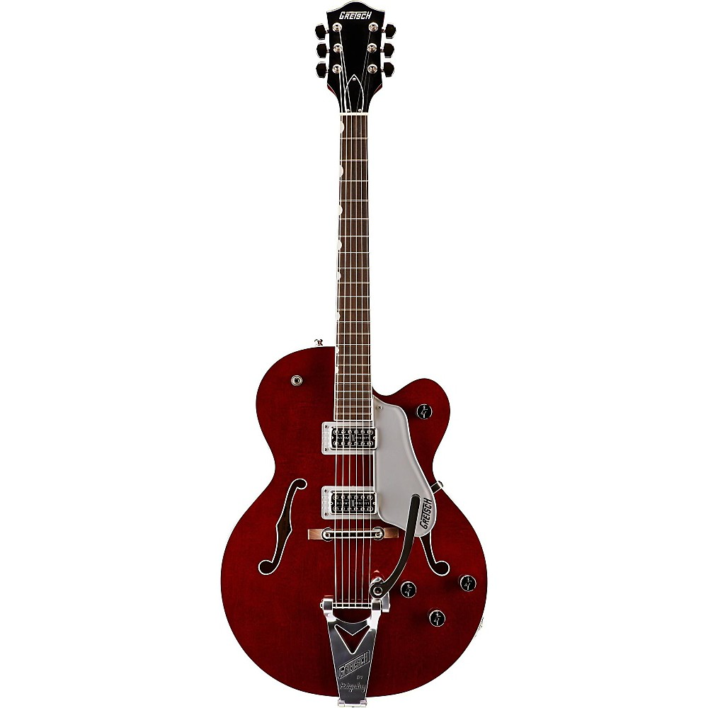 Gretsch Guitars G6119t Tennessee Rose With Bigsby Hollowbody Electric Guitar Dark Cherry Stain 1500000005267