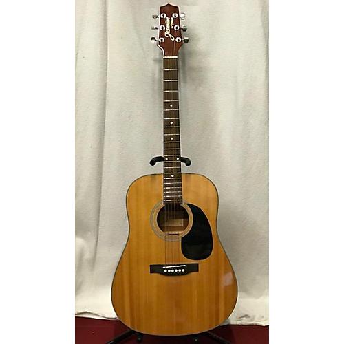 used jasmine j33 acoustic guitar guitar center. Black Bedroom Furniture Sets. Home Design Ideas
