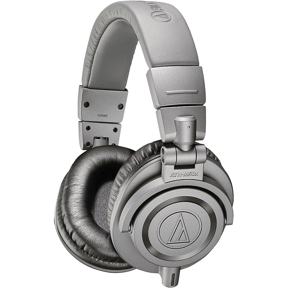 Audio-Technica Ath-M50xmg Limited Edition Professional Monitor Headphones 1500000007319