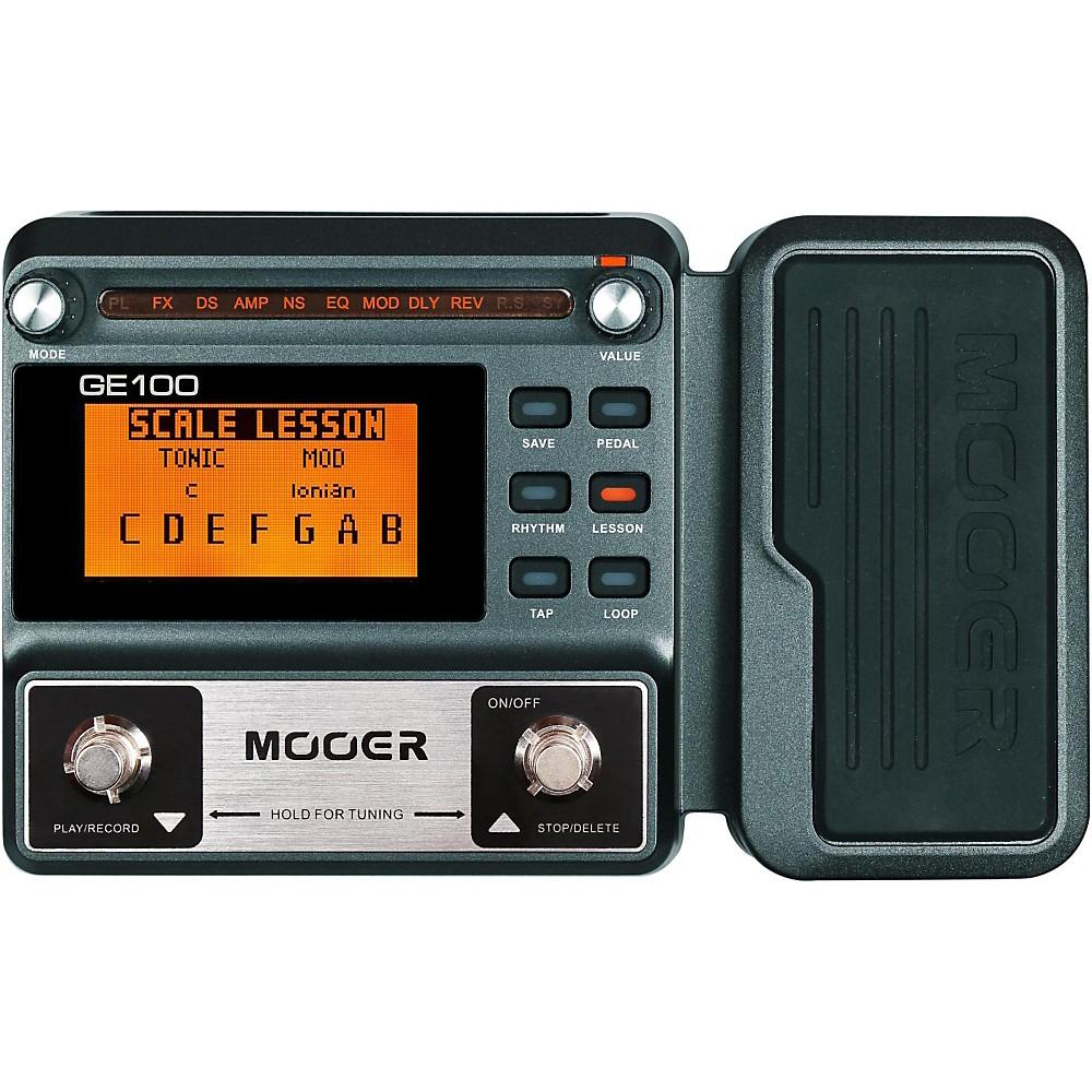 Mooer GE100 Guitar Multi-Effects Pedal 1500000009586