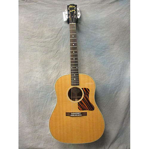 used gibson j35e acoustic electric guitar guitar center. Black Bedroom Furniture Sets. Home Design Ideas