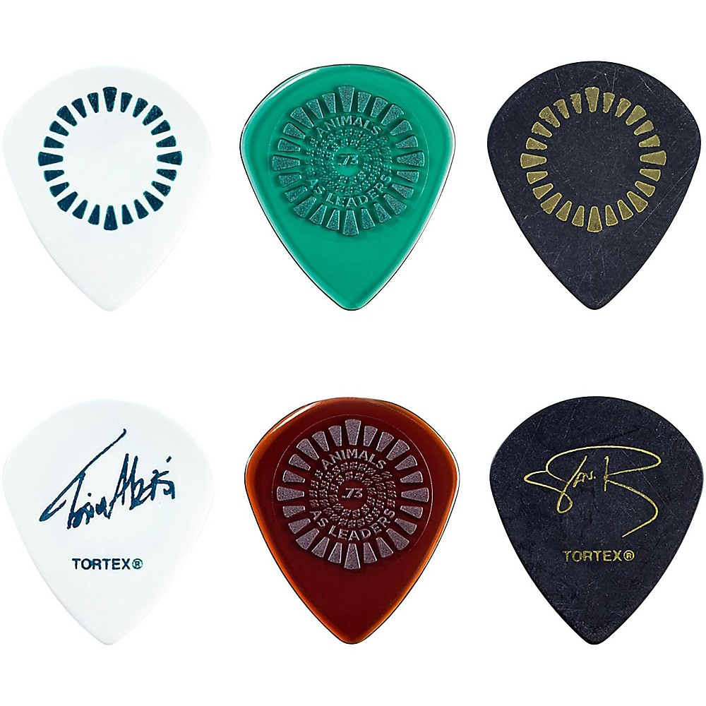 Dunlop Animals As Leaders Pick Tin Guitar Picks 1500000006867