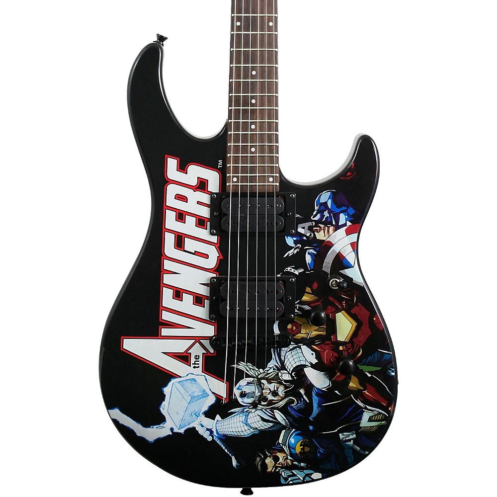 Peavey The Avengers Predator Graphic Electric Guitar 1500000011510