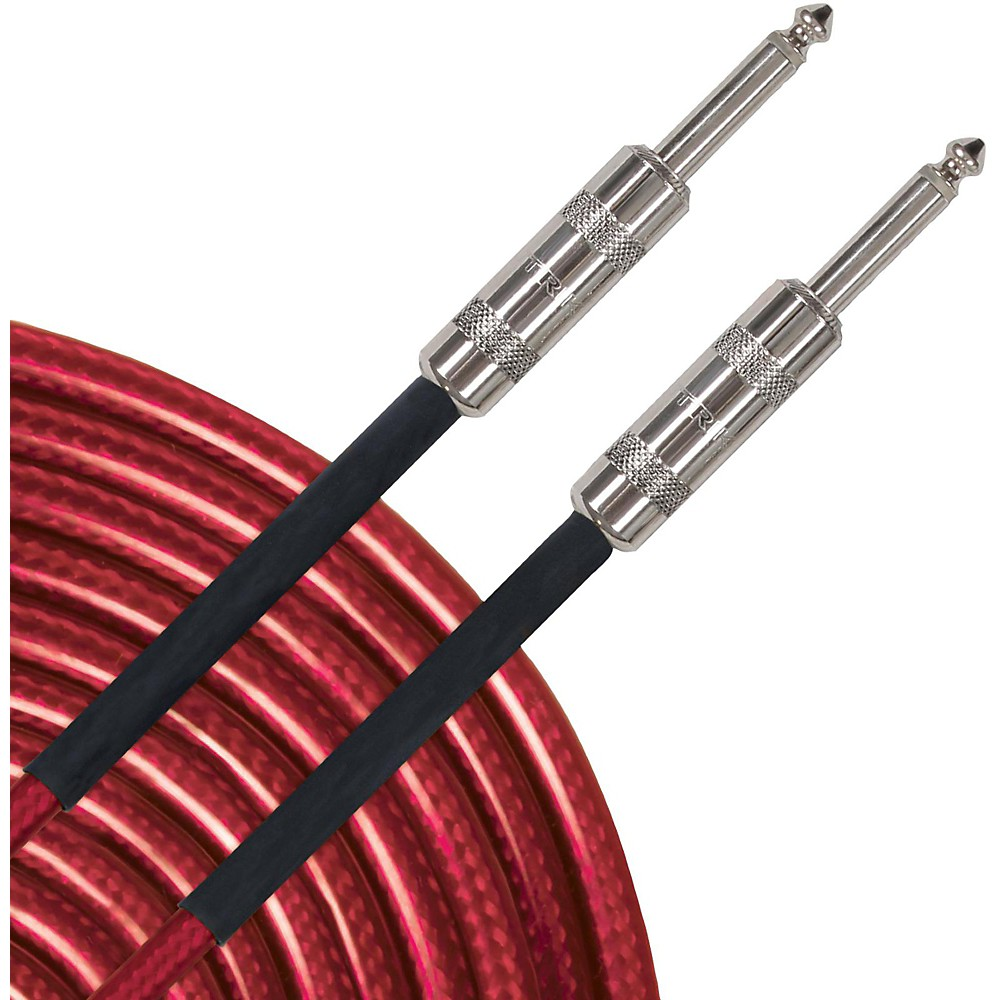 Livewire Advantage AIXR Instrument Cable Red 10 ft. Red 1500000013179