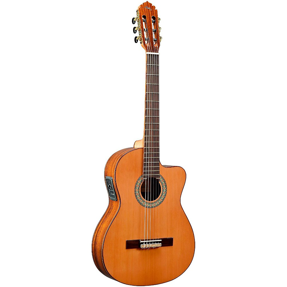 Manuel Rodriguez ACUT-U Nylon-String Classical Acoustic-Electric Guitar Natural 1500000012060