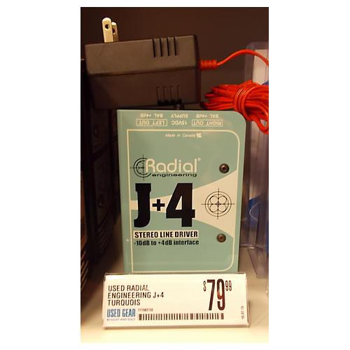 Radial Engineering J+4 Direct Box-thumbnail