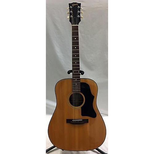used gibson j40 acoustic guitar guitar center. Black Bedroom Furniture Sets. Home Design Ideas