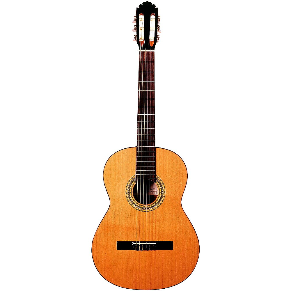 Manuel Rodriguez C11 Classical Nylon-String Acoustic Guitar Natural 1500000012186