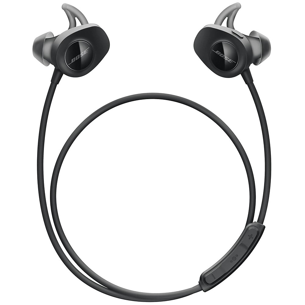 Bose SoundSport Wireless Headphones Black 1500000022744