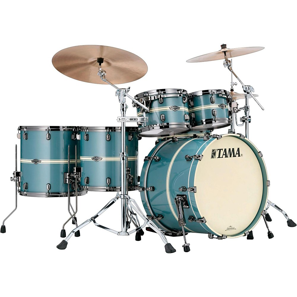 Tama Starclassic Performer B/B Limited Edition 5-Piece Shell Pack Electron Blue 1500000022350
