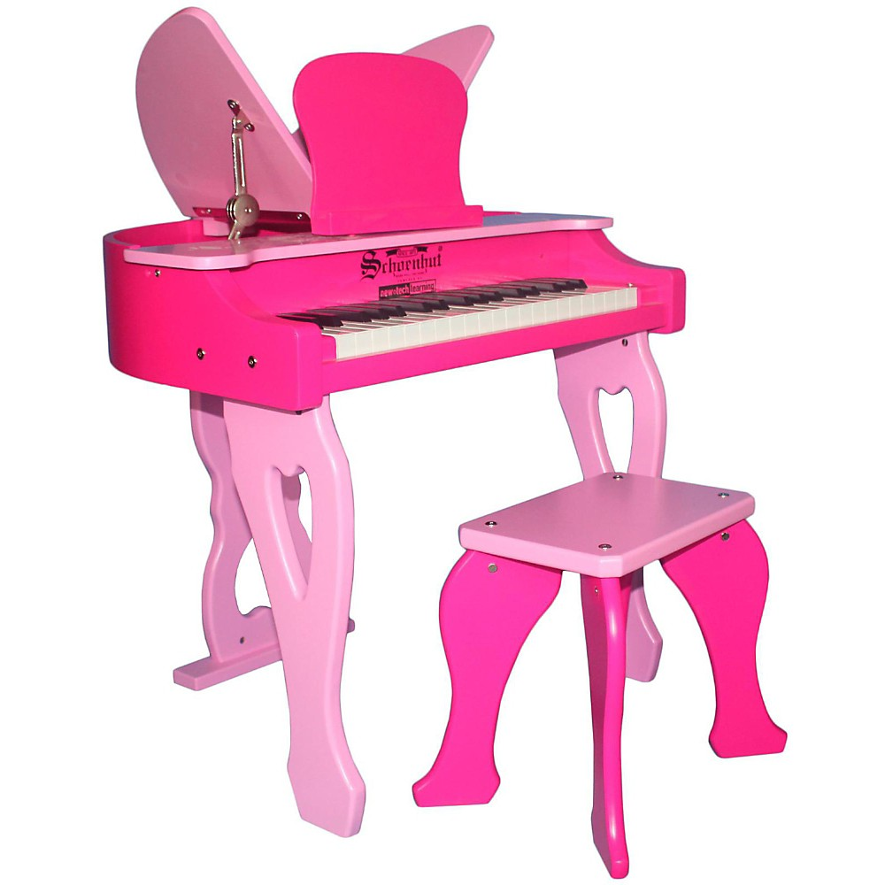 Schoenhut 37 Key Electronic Butterfly Pink 1500000026281