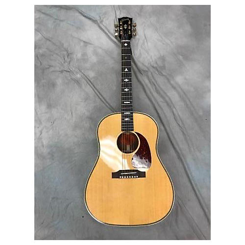 Gibson J45 Custom Herringbone Acoustic Guitar