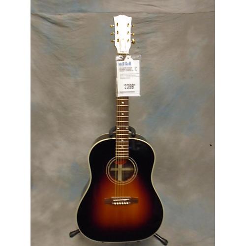 Gibson J45 ELITE MYSTIC ROSEWOOD REDBURST Acoustic Electric Guitar 3 Tone Sunburst