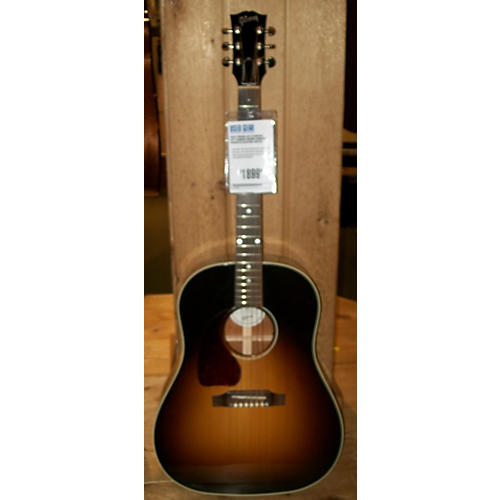 Gibson J45 Standard Left Handed Acoustic Electric Guitar