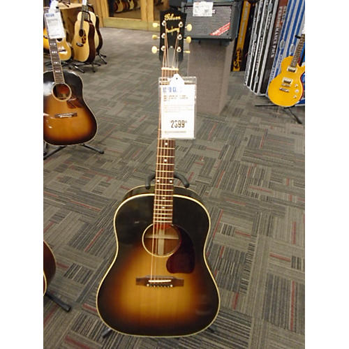 Gibson J45-TV True Vintage Acoustic Guitar-thumbnail