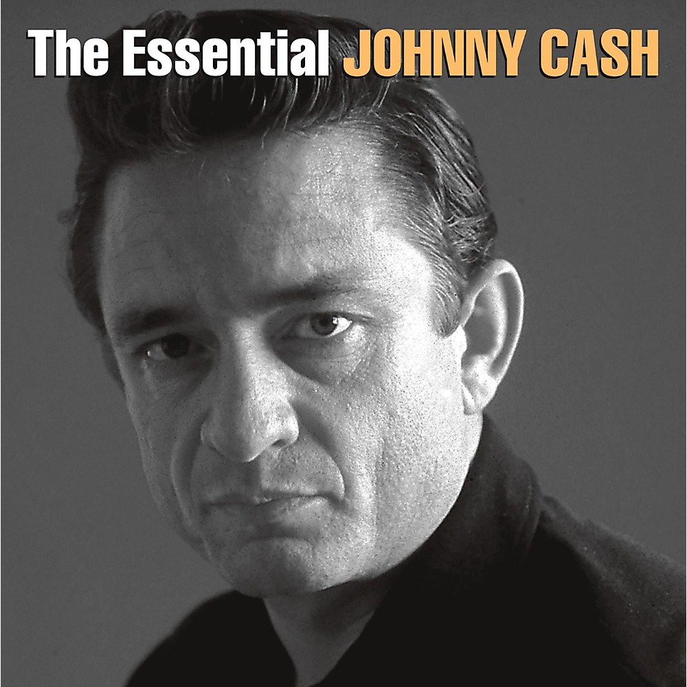 Sony Johnny Cash The Essential Johnny Cash 1500000028761