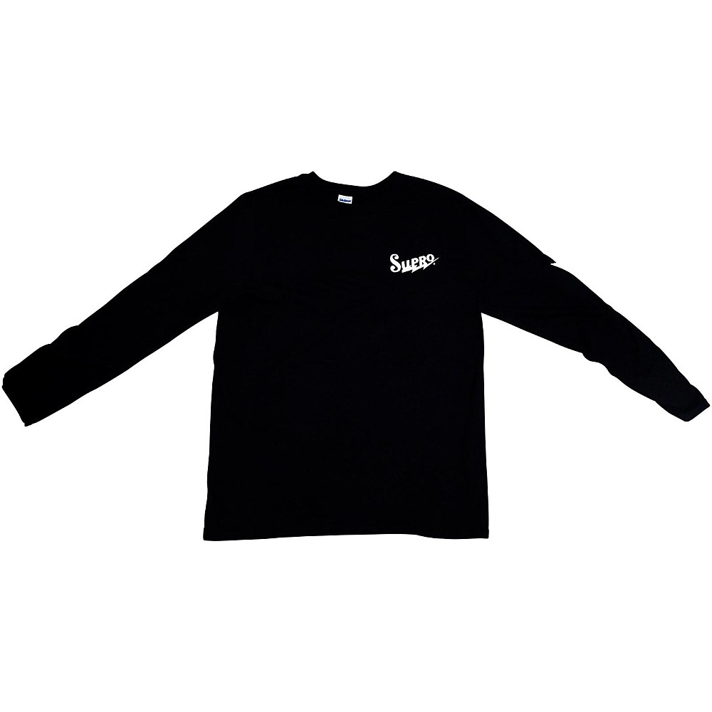 Supro Long Sleeve Bolt T-Shirt Medium 1500000030637