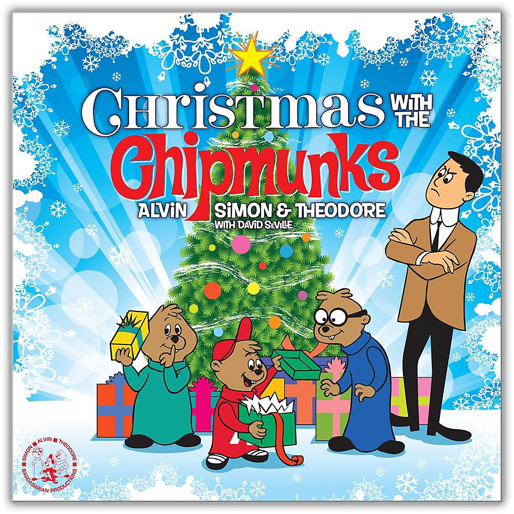 Universal Music Group The Chipmunks - Christmas With The Chipmunks CD 1500000030200