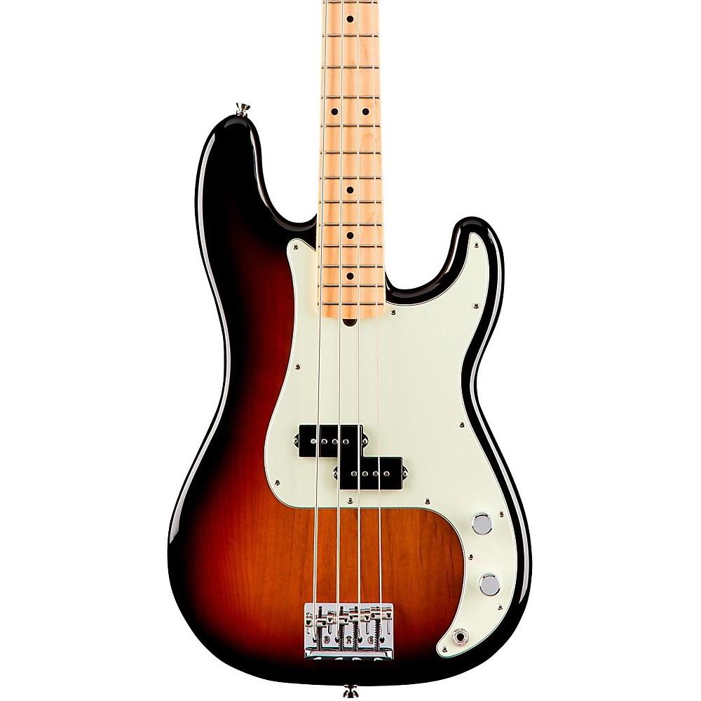 Fender American Professional Precision Bass Maple Fingerboard 3-Color Sunburst