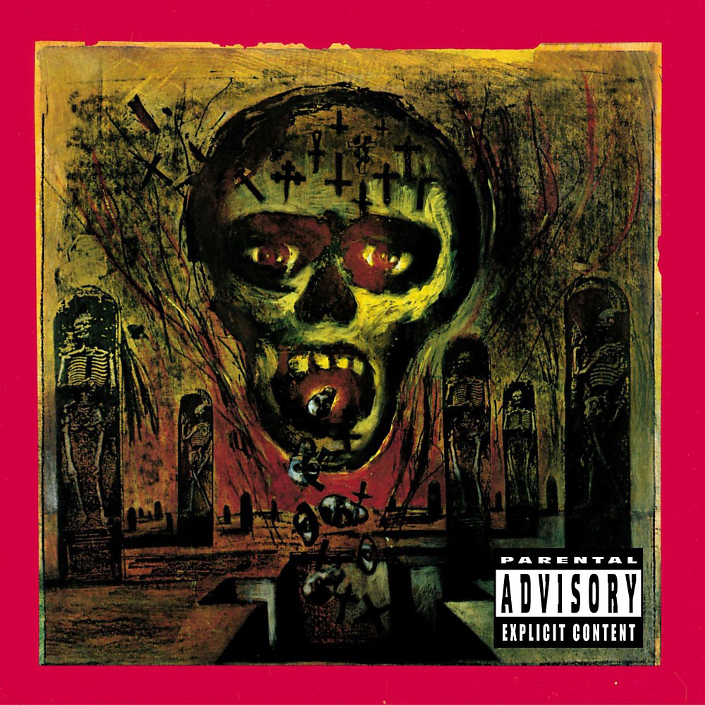 Universal Music Group Slayer Seasons In The Abyss 1500000031030
