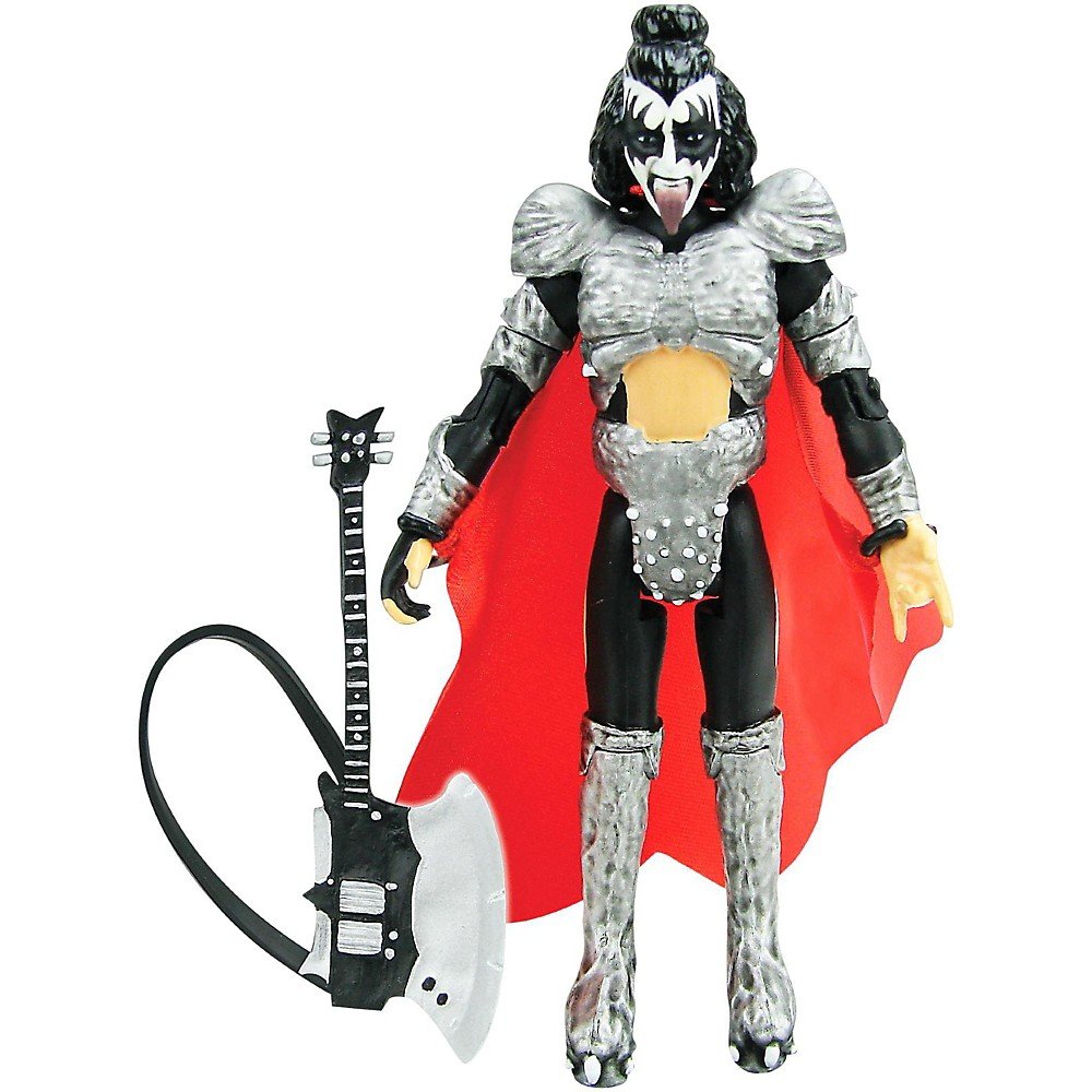 KISS Unmasked 3 3/4-Inch Action Figures Deluxe Box Set - Convention Exclusive 1500000031942