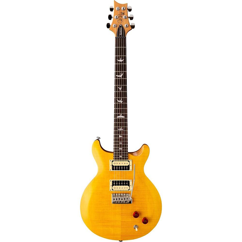 Prs Se Carlos Santana Electric Guitar Santana Yellow 1500000029879