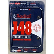 Radial Engineering J48 Active Direct Box Direct Box