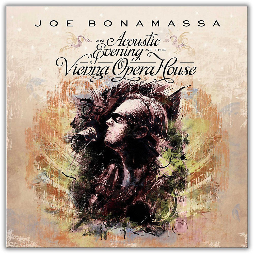Universal Music Group Joe Bonamassa An Acoustic Evening At The Vienna Opera House [3 Lp] 1500000034753