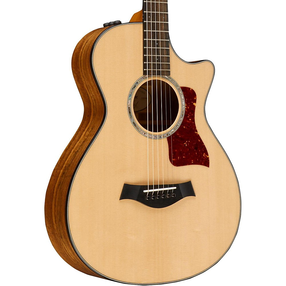 Taylor Limited Edition 412ce 12-Fret Grand Concert Acoustic-Electric Guitar Natural 1500000035983