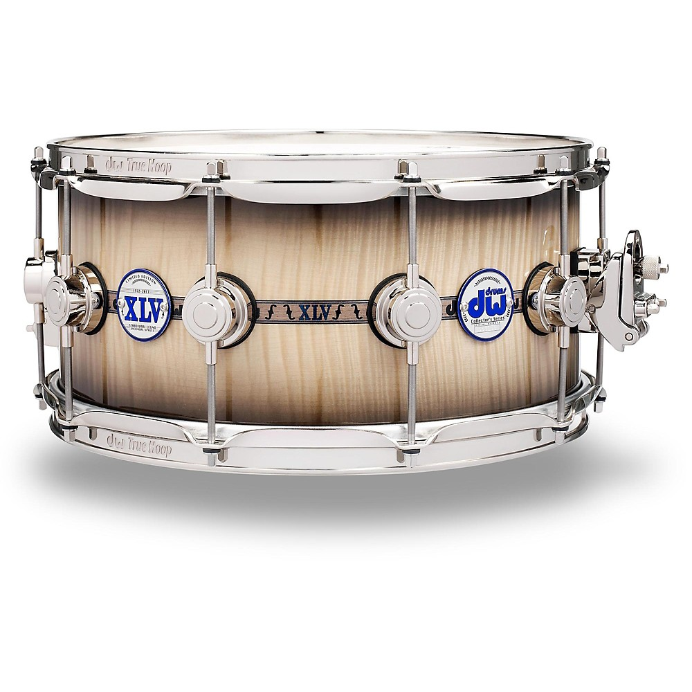 Dw Limited Edition 45Th Anniversary Snare Drum With Bag 14 X 6.5 In. 1500000039703