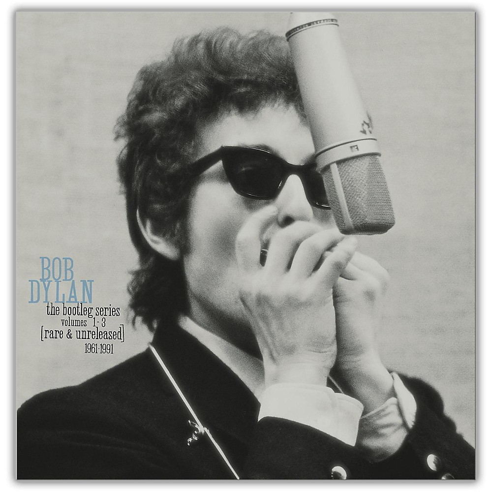 Sony Bob Dylan: The Bootleg Series, Vols. 1-3 1500000041479