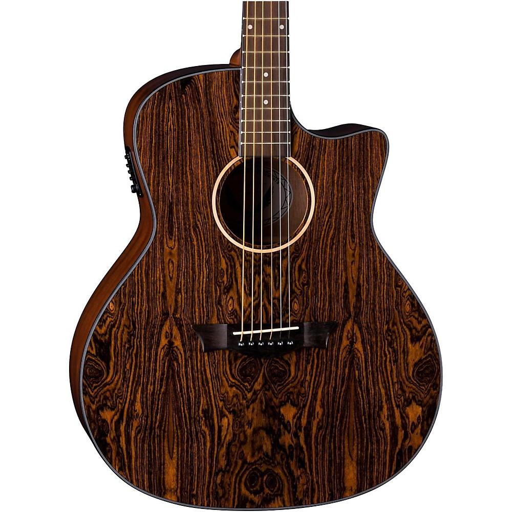 Dean Axs Exotic Gloss Cadie Cutaway Acoustic-Electric Guitar Natural 1500000045997