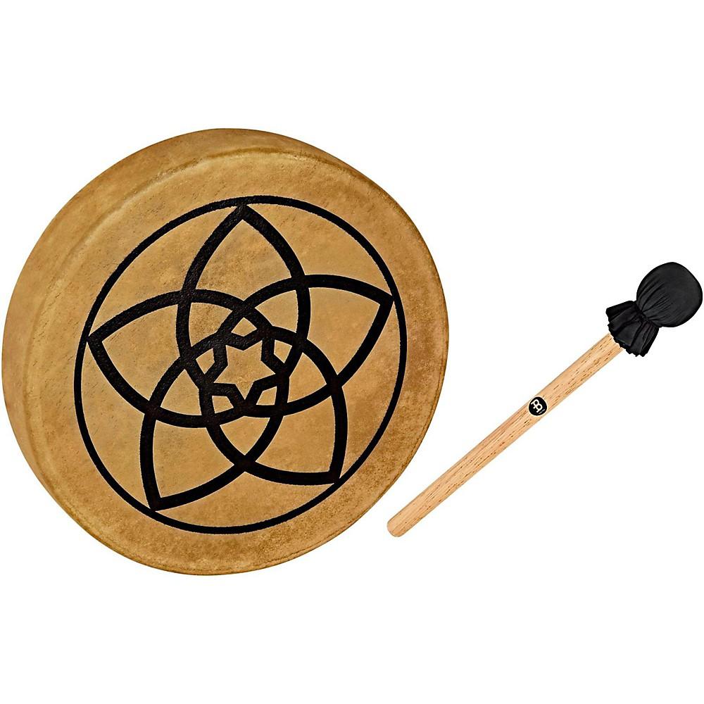 Meinl Sonic Energy Hod15-Vf 15-Inch Native American Style Hoop Drum, Venus Flower Symbol 1500000042131
