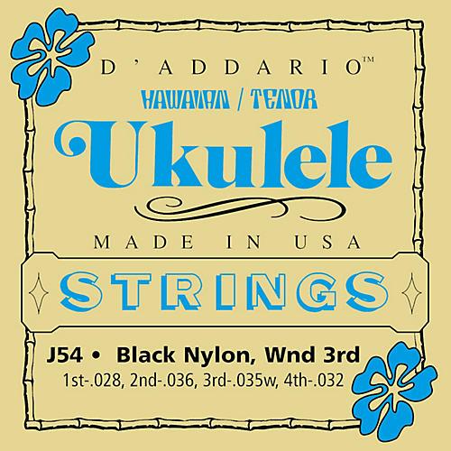 D'Addario J54 tenor Ukulele/Ha