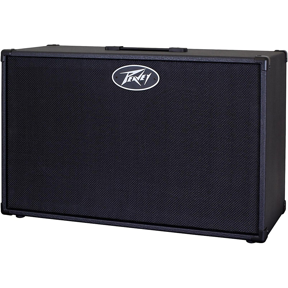 Peavey 212 Extension Cabinet 80W 2X12 Guitar Extension Speaker Cabinet 1500000052110