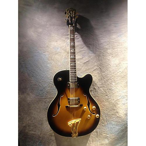 Washburn J6 Wes Montogomery Hollow Body Electric Guitar-thumbnail