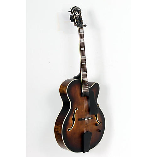 Washburn J600 Jazz Venetian Cutaway Electric Guitar Vintage 888365136271