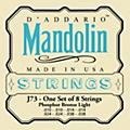 D'Addario J73 Phosphor Bronze Light Mandolin Strings  Thumbnail