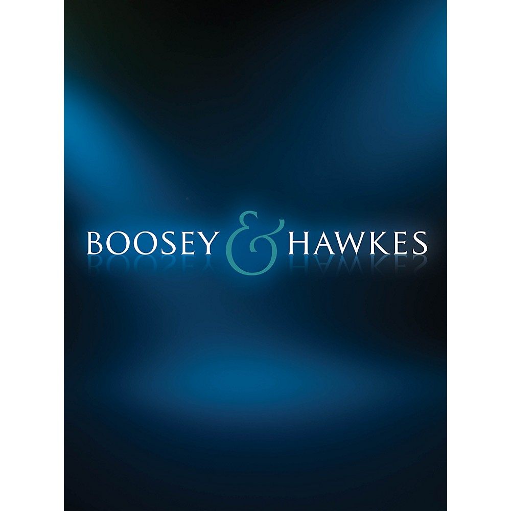 Boosey And Hawkes While All Things Were In Quiet Silence Satb A Cappella Composed By Ned Rorem 1500000076001
