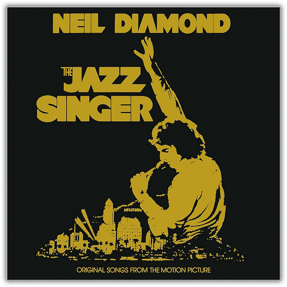 Universal Music Group Neil Diamond  -The Jazz Singer Original Songs From The Motion Picture [Lp] 1500000100353