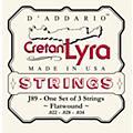 D'Addario J89 Flat Wound Cretan Lyra Strings  Thumbnail