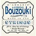 D'Addario J97-6 6-String Nickel Wound Greek Bouzouki Strings thumbnail