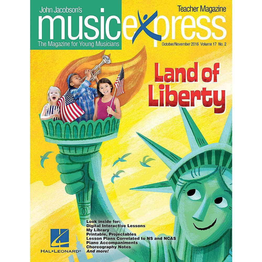 Hal Leonard Land Of Liberty Vol. 17 No. 2 Premium Pak By One Direction Arranged By Emily Crocker 1500000103433