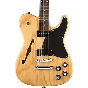 fender ja 90 telecaster electric guitar natural guitar center. Black Bedroom Furniture Sets. Home Design Ideas