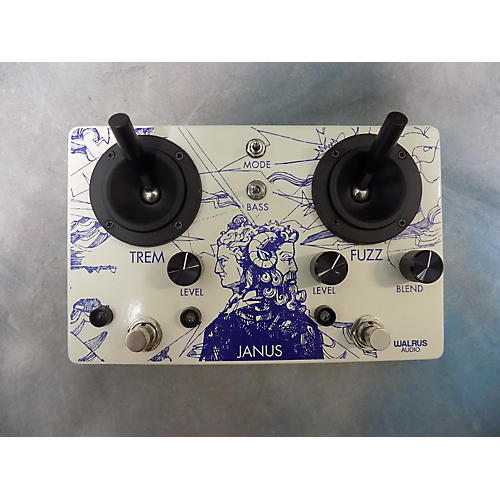 Walrus Audio JANUS Effect Pedal