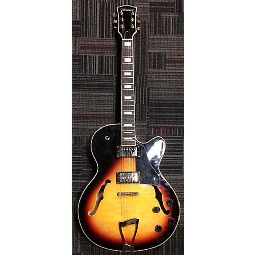 Ventura JAZZ Hollow Body Electric Guitar