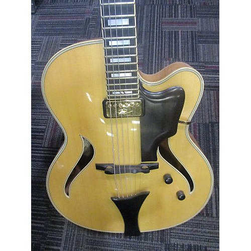 Hohner JAZZICA Acoustic Electric Guitar-thumbnail